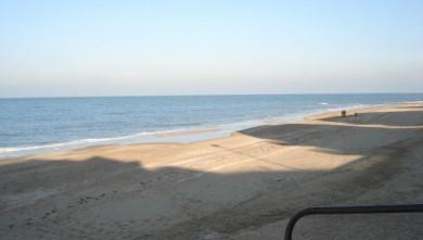 Surf report FR, Le Menhir (14) du 2007-12-16 12:00:00