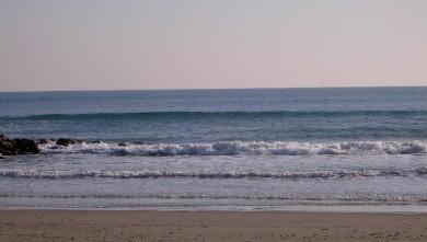 Surf report FR, Palavas-les-Flots - Rive Droite (34) du 2007-12-16 12:00:00