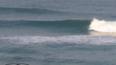 Surf report FR, Cap-Ferret - Plage de L'Horizon (33) du 2007-10-18 12:00:00