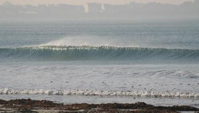 Surf report FR, La Torche (29) du 2007-12-19 12:00:00