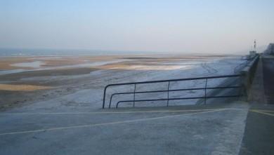 Surf report FR, Le Menhir (14) du 2007-12-19 12:00:00