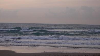 Surf report FR, Palavas-les-Flots - Rive Droite (34) du 2007-12-21 12:00:00