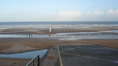 Surf report FR, Le Menhir (14) du 2007-12-29 12:00:00