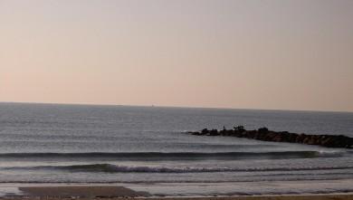Surf report FR, Palavas-les-Flots - Rive Droite (34) du 2007-12-29 12:00:00