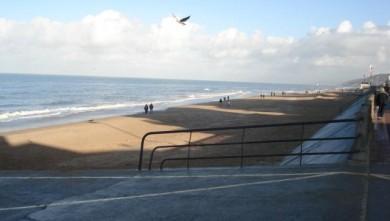 Surf report FR, Le Menhir (14) du 2007-12-30 12:00:00