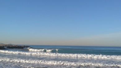Surf report FR, Le Prado (13) du 2007-12-31 12:00:00