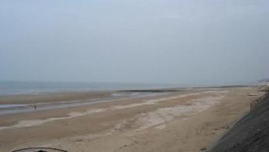 Surf report FR, Le Menhir (14) du 2007-10-11 12:00:00