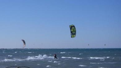 Surf report FR, Palavas-les-Flots - Rive Droite (34) du 2007-10-21 12:00:00