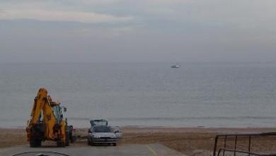 Surf report FR, Le Menhir (14) du 2007-10-22 12:00:00