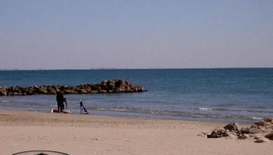 Surf report FR, Palavas-les-Flots - Rive Droite (34) du 2007-10-22 12:00:00