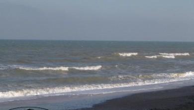 Surf report FR, Le Menhir (14) du 2007-10-24 12:00:00