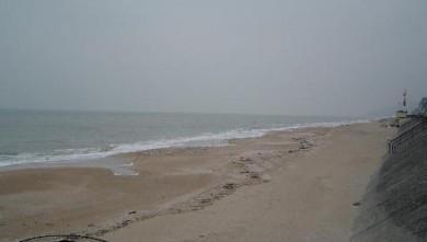 Surf report FR, Le Menhir (14) du 2007-10-25 12:00:00