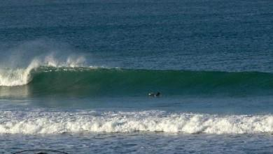 Surf report FR, Quiberon - Port Blanc (56) du 2007-10-11 12:00:00