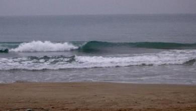 Surf report FR, Palavas-les-Flots - Rive Droite (34) du 2007-10-26 12:00:00