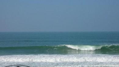 Surf report FR, Anglet Sables d'Or (64) du 2007-10-27 12:00:00
