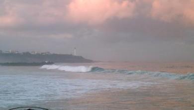 Surf report FR, Anglet Corsaires (64) du 2007-10-12 12:00:00