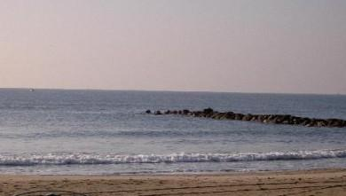 Surf report FR, Palavas-les-Flots - Rive Droite (34) du 2007-10-27 12:00:00