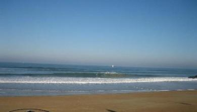 Surf report FR, Anglet Sables d'Or (64) du 2007-10-28 12:00:00
