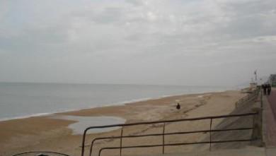 Surf report FR, Le Menhir (14) du 2007-10-28 12:00:00