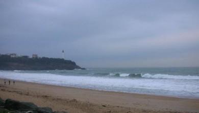 Surf report FR, Anglet VVF (64) du 2007-10-29 12:00:00
