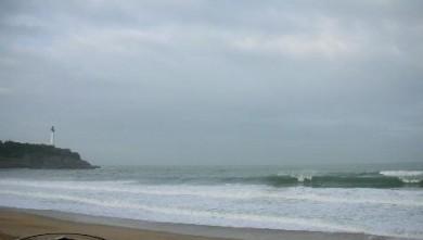 Surf report FR, Anglet VVF (64) du 2007-10-30 12:00:00