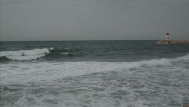 wave report FR, Sausset les Pins - Plage du Port (13) du 2008-05-26 12:00:00