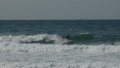 wave report FR, Sausset les Pins - Plage du Port (13) du 2008-05-28 12:00:00