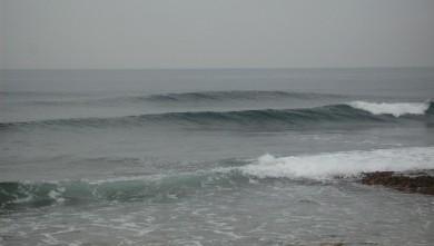 wave report FR, Sausset les Pins - Plage du Port (13) du 2008-05-29 12:00:00