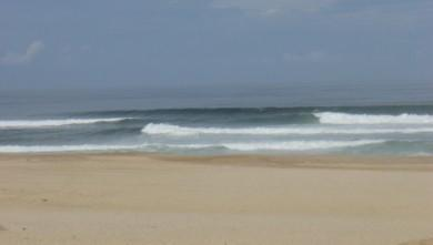 Surf report FR, Seignosse - Les Bourdaines (40) du 2008-05-30 12:00:00