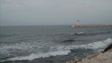 wave report FR, Sausset les Pins - Plage du Port (13) du 2008-05-31 12:00:00