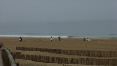 Surf report FR, Seignosse - Les Estagnots (40) du 2008-05-31 12:00:00
