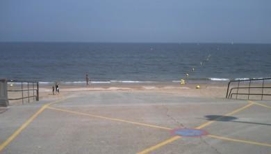 Surf report FR, Le Menhir (14) du 2008-06-01 12:00:00