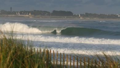 Surf report FR, Pors Carn (29) du 2008-06-04 12:00:00