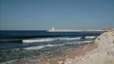 Surf report FR, Sausset les Pins - Plage du Port (13) du 2008-06-05 12:00:00