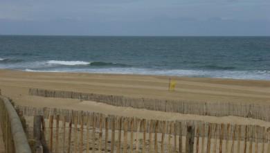 Surf report FR, Hossegor - La Nord (40) du 2008-06-06 12:00:00