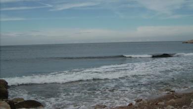 Surf report FR, Sausset les Pins - Plage du Port (13) du 2008-06-06 12:00:00