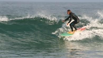 Surf report FR, La Torche (29) du 2008-06-07 12:00:00