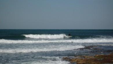 Surf report FR, Sausset les Pins - Plage du Port (13) du 2008-06-07 12:00:00