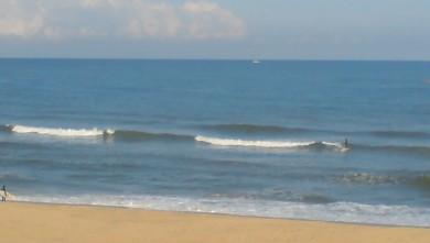 Surf report FR, Cap-Ferret - Plage de L'Horizon (33) du 2008-06-08 12:00:00