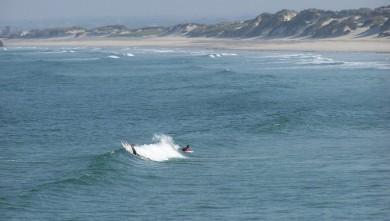 Surf report FR, La Torche (29) du 2008-06-09 12:00:00