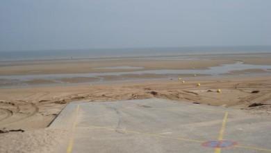 Surf report FR, Le Menhir (14) du 2008-06-09 12:00:00