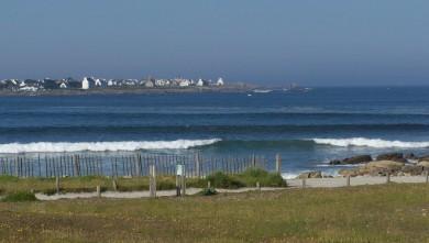 Surf report FR, Pors Carn (29) du 2008-06-10 12:00:00