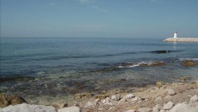 Surf report FR, Sausset les Pins - Plage du Port (13) du 2008-06-10 12:00:00