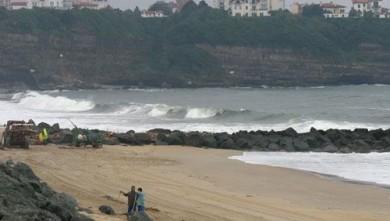 Surf report FR, Anglet VVF (64) du 2008-06-11 12:00:00