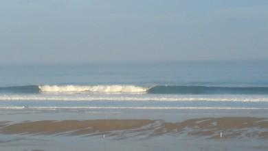 Surf report FR, Cap-Ferret - Plage de L'Horizon (33) du 2008-06-11 12:00:00