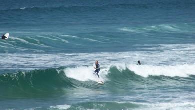 Surf report FR, La Torche (29) du 2008-06-11 12:00:00
