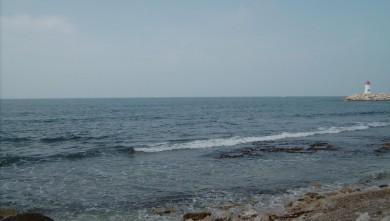 Surf report FR, Sausset les Pins - Plage du Port (13) du 2008-06-11 12:00:00