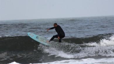 Surf report FR, Capbreton - Le Santosha (40) du 2008-06-12 12:00:00