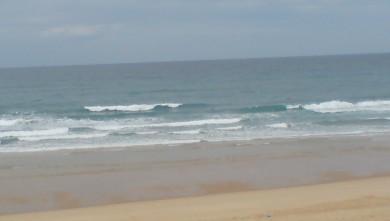 Surf report FR, Cap-Ferret - Plage de L'Horizon (33) du 2008-06-13 12:00:00