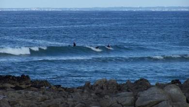 Surf report FR, La Torche (29) du 2008-06-13 12:00:00